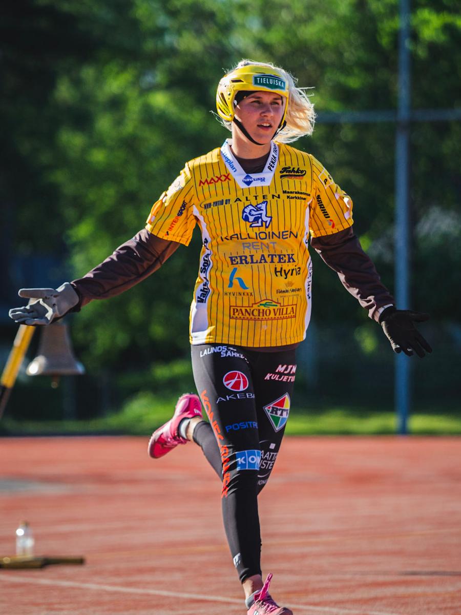 Netta Rummukainen (Kuva: VeikkoVee)